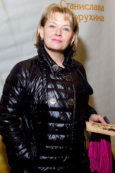 Ünlü aktrist Tamara Akulova 18