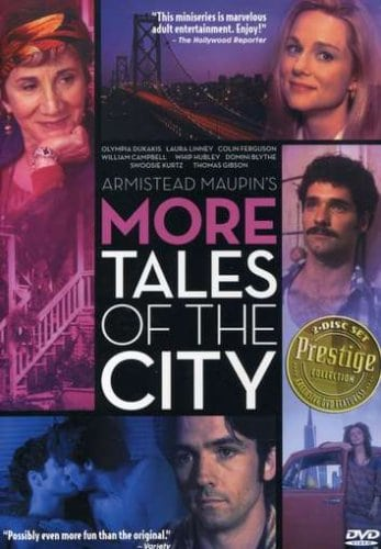 """Image result for """"more tales of the city poster"""""""