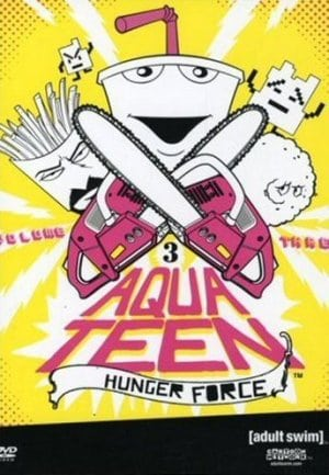 She's aqua teen hunger force theme and amy are