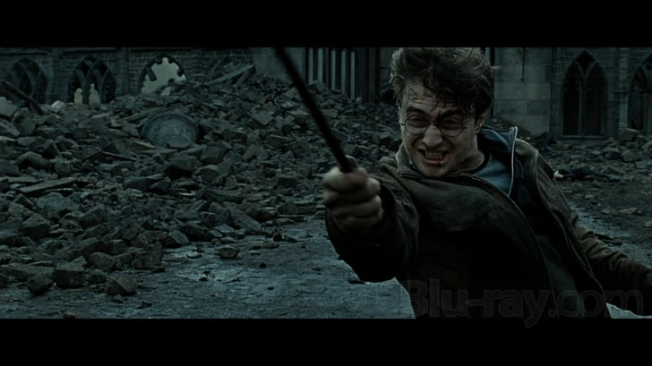 Picture of harry potter and the deathly hallows part 2 for Harry potter and the deathly hallows wand