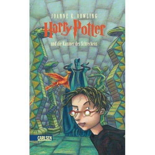 Harry Potter Kammer Des Schreckens