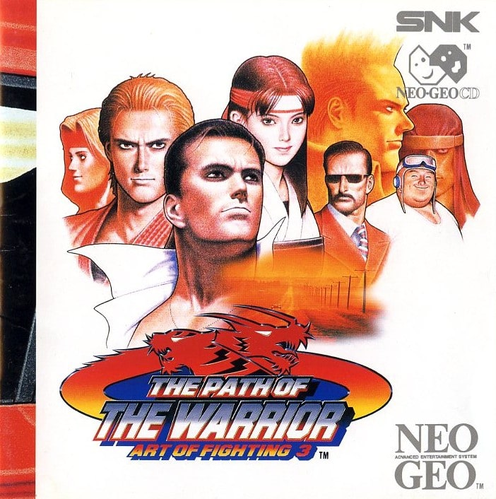 THE PATH OF THE WARRIOR ART OF FIGHTING 3