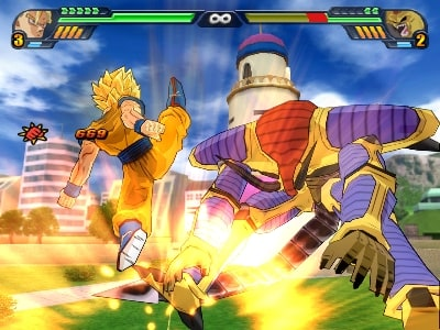 Picture of Dragon Ball Z: Budokai Tenkaichi 3 (Dragon Ball Z