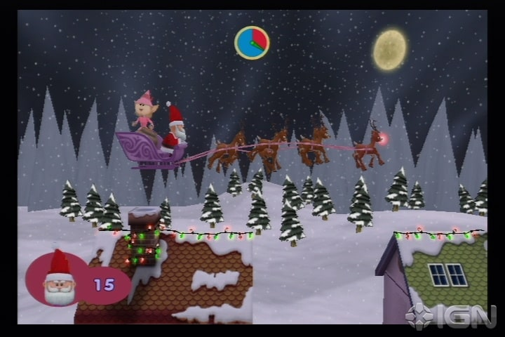 rudolph the red nosed reindeer video game