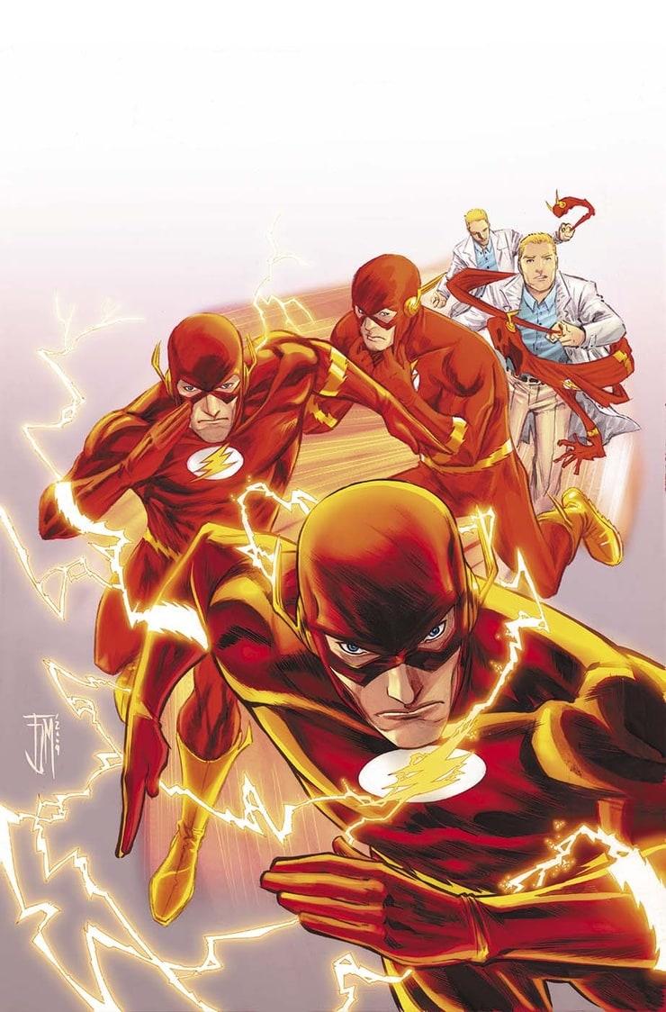 Untitled The Flash Film                                  (2020)