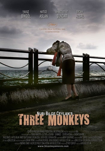 Three Monkeys (Les trois singes)