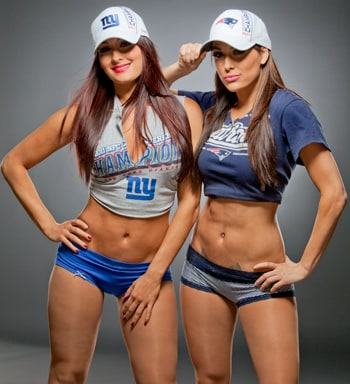 What said Porn pic for bella twins