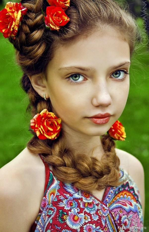 Daria Bluedress Teenmodeling Tv Pictures to pin on Pinterest