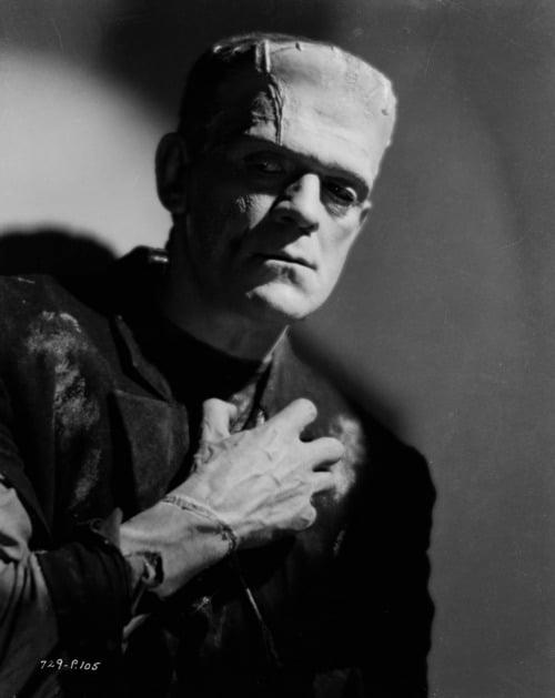 Boris Karloff Dracula