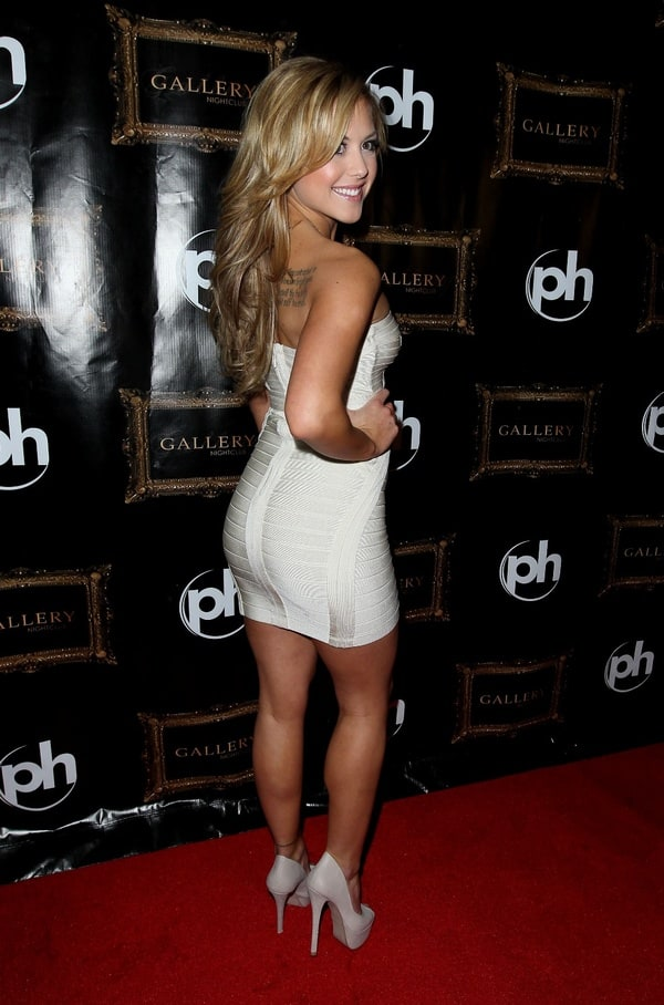 brittney palmer playboy - photo #40