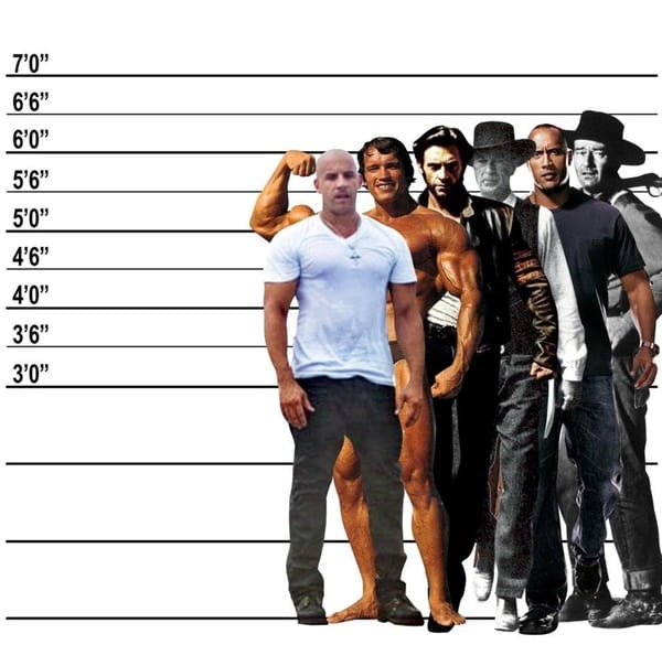 How Tall Is Vin Diesel Height And Weight Celebrity Height
