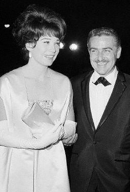 Shirley MacLaine & ex-husband Steve Parker