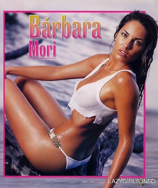 Barbara mori bikini