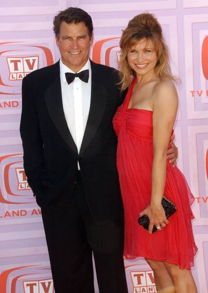 Pics For > Ted Mcginley Gigi Rice