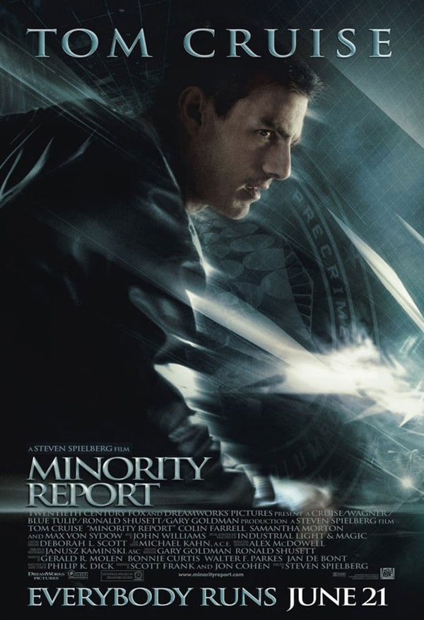 minority report book vs movie  · minority report - symbols and themes (spoilers) i saw this movie for the second i could discuss the implications of minority report and ai for.