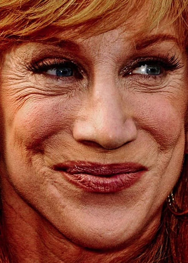 Who Is This Kathy Griffin Whore On Cnn