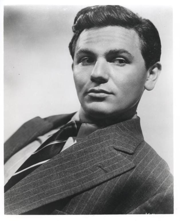 john garfield avion