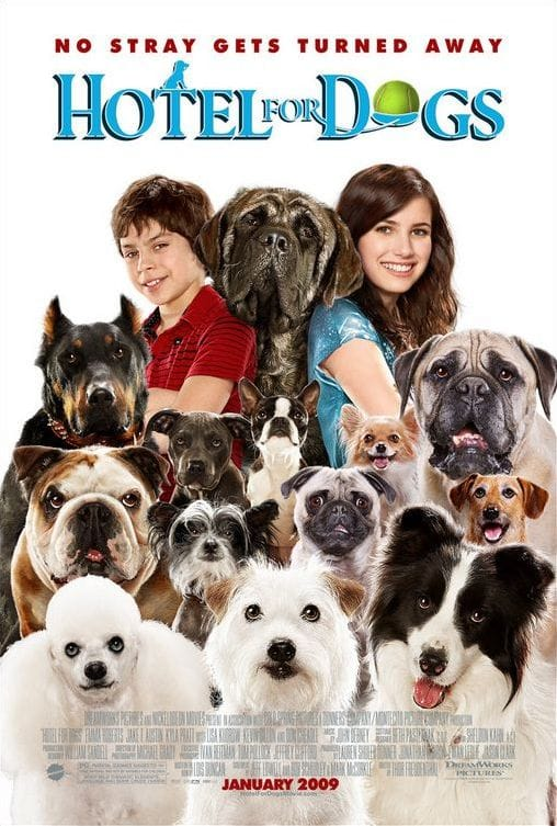 Hotel for Dogs