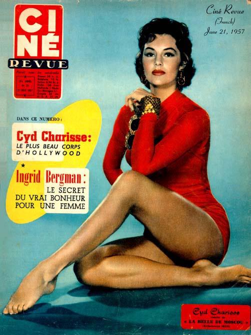 Cyd Charisse