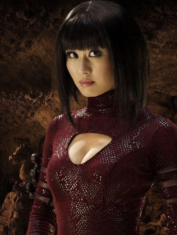 Eriko Tamura nude 33