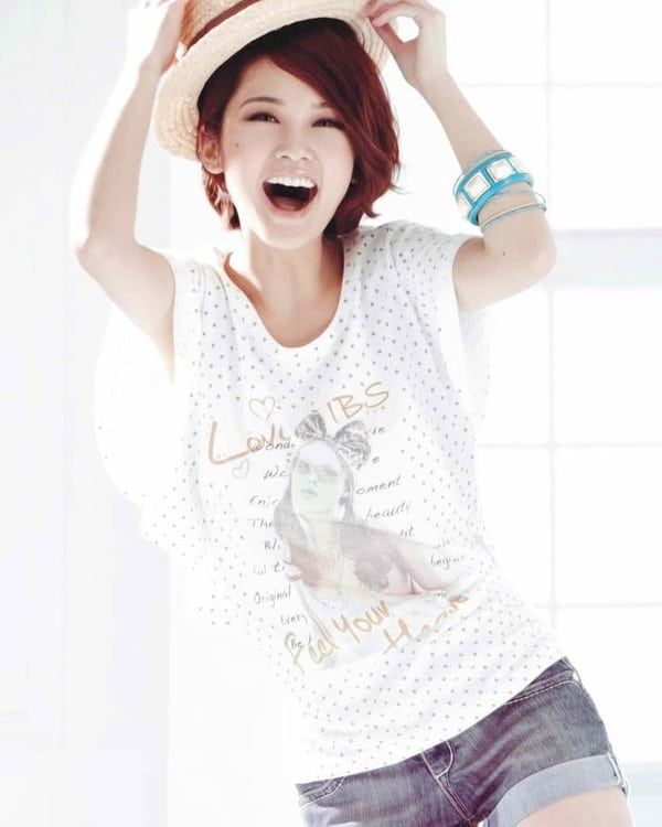 Rainie Yang 2012 Rainie Yang