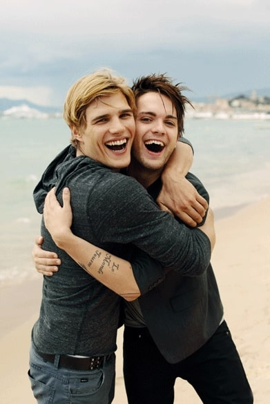 Picture of Chris Zylka Taylor Lautner Movies