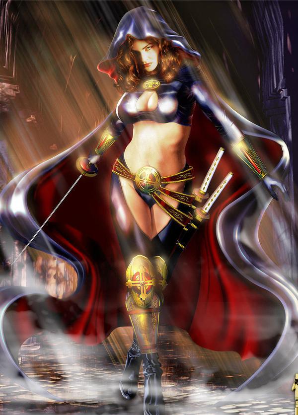 Magdalena: Blood Divine