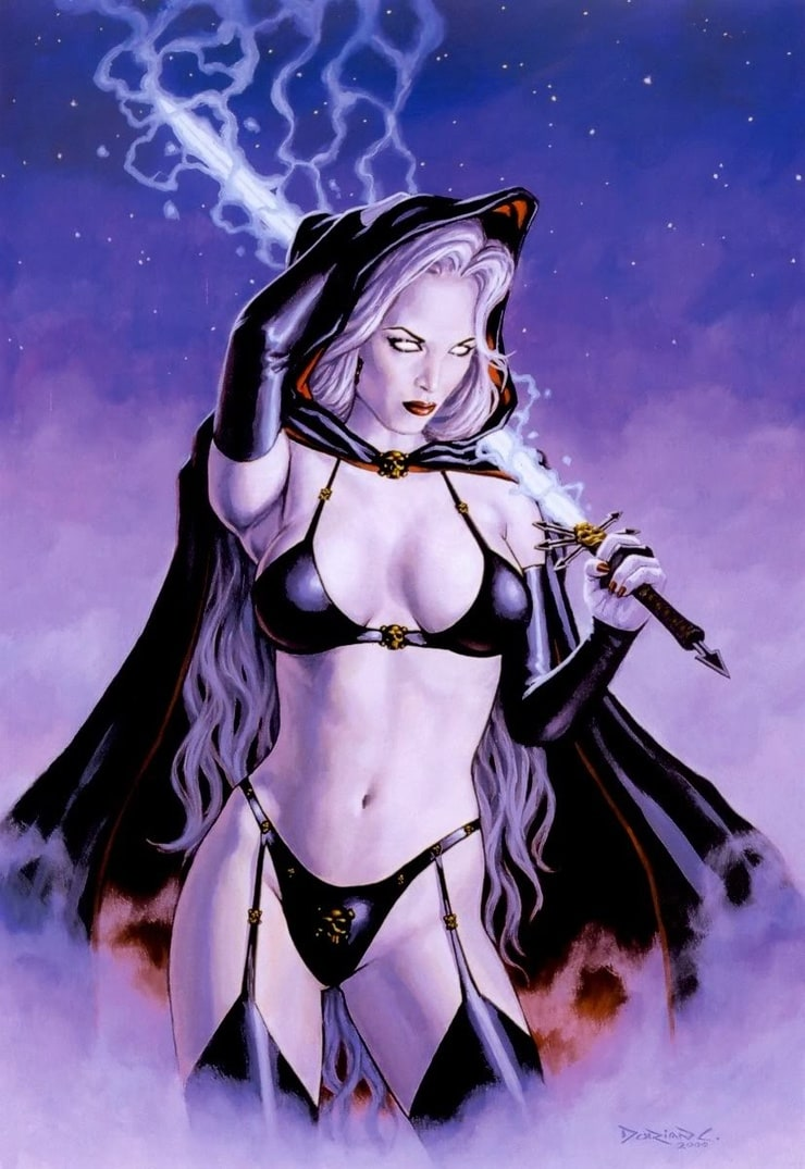 Lady Death, The Reckoning: The Tale Of A Dark Destiny Told in Three Parts