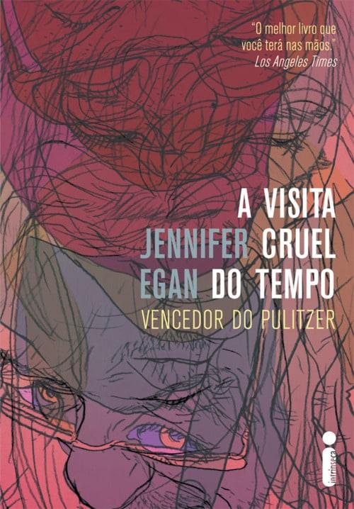 Visita Cruel do Tempo (Em Portugues do Brasil)