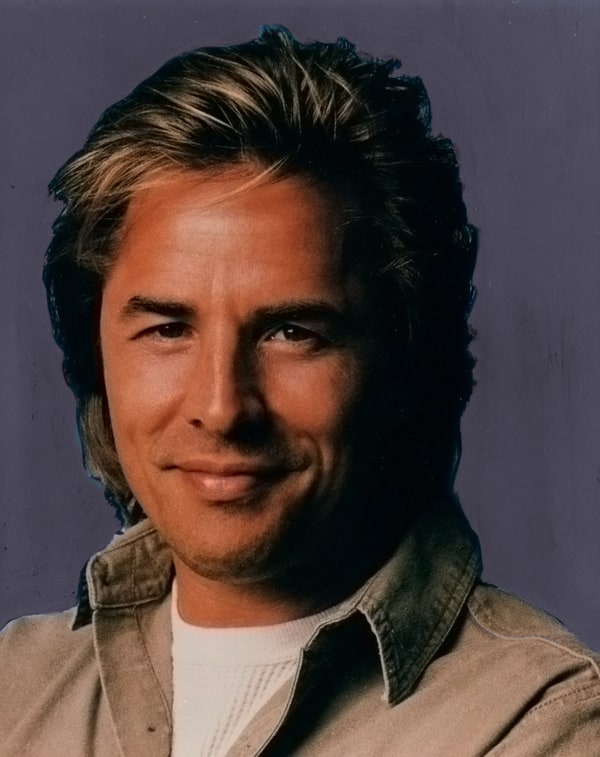 Picture Of Don Johnson