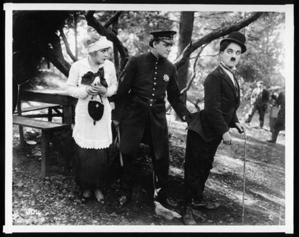 In the Park                                  (1915)