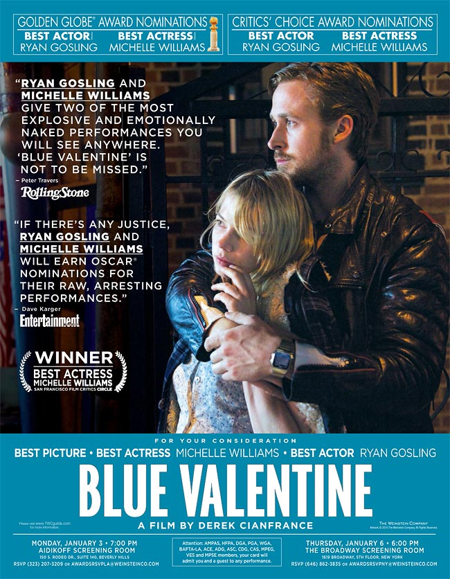 Picture Of Blue Valentine