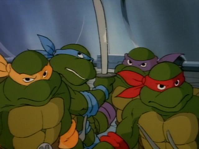 Teenage Mutant Ninja Turtles                                  (1987-1996)