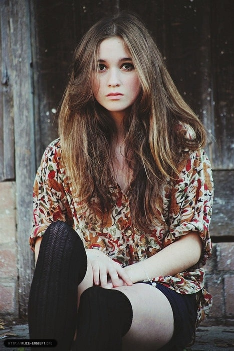 Alice Englert Quotes. QuotesGram Girls Tv Show Quotes