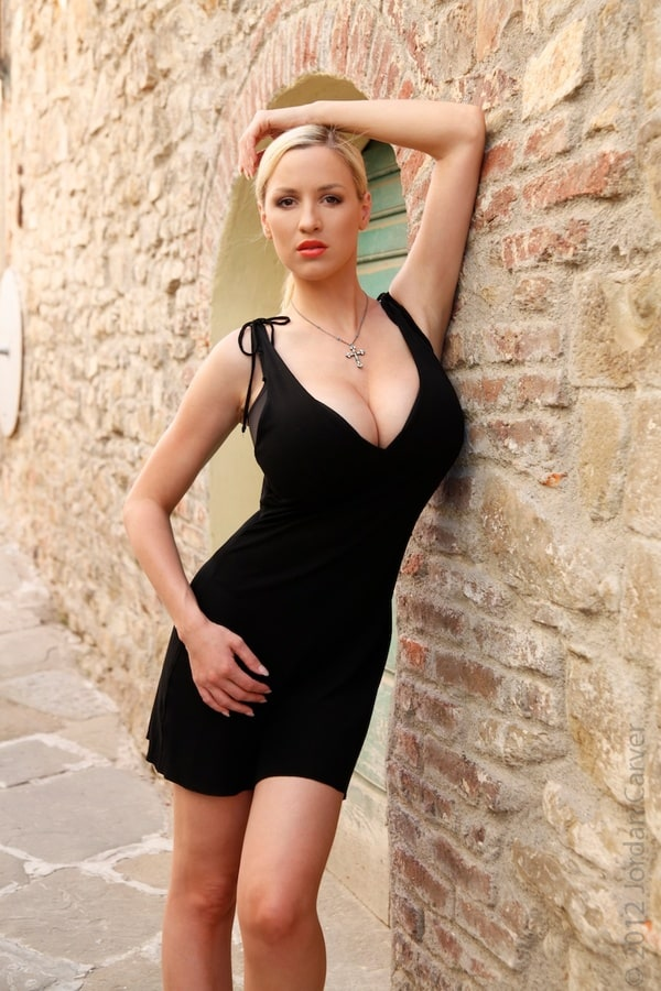 Picture of jordan carver