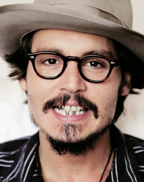 Virginity his depp johnny lost