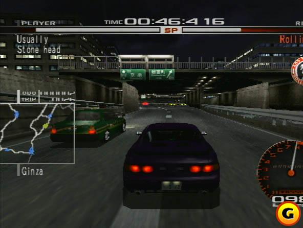 tokyo xtreme racer zero game play