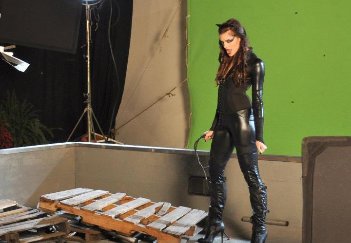 raina hein catwoman