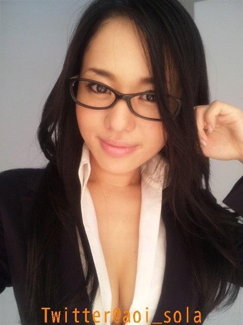 Aoi Sola Nude Photos 22
