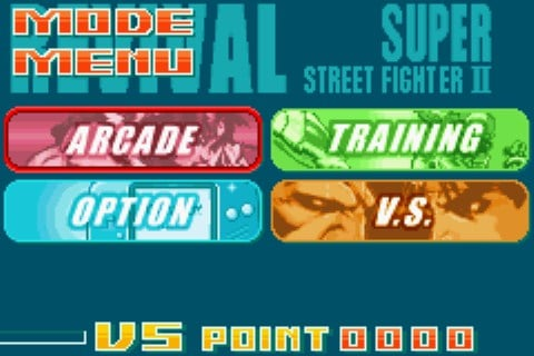 Super Street Fighter II: Turbo Revival