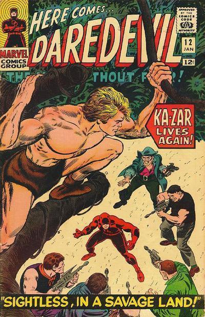Daredevil #12