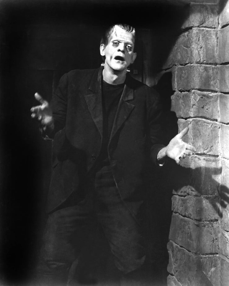 Франкенштейна Играл Кто Благодарю Трава стала