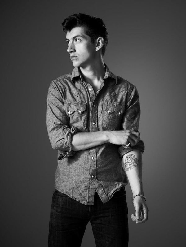 Picture Of Alex Turner