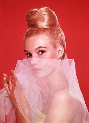 yvette mimieux has been added to these lists sexy girls
