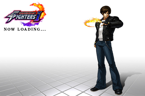 King of Fighters i