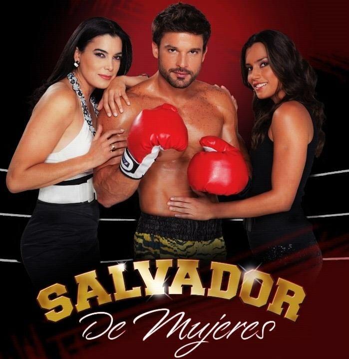 Название: сальвадор - спаситель женщин оригинальное название: salvador de mujeres режисcер: габриэль гонсалес актеры
