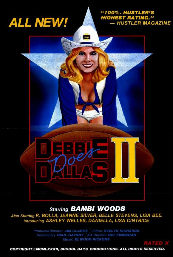Debbie does dallas iv 1988 3