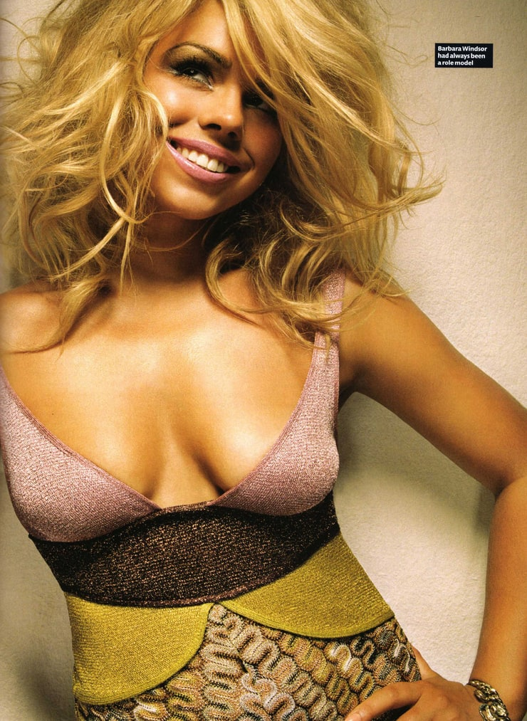billie piper nude arena magazine