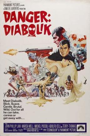 Diabolik (1968)