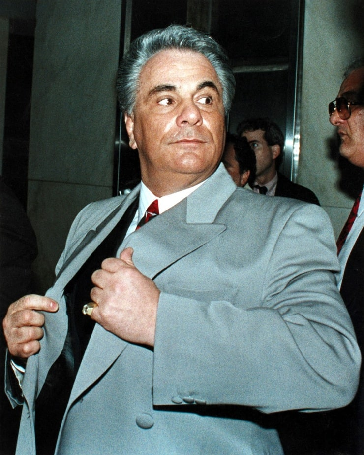 an introduction to the life of john gotti the man behind the mob John a gotti, who survived four if you can legitimately make money off the mob, then more power to you i mourned when mr gotti received his life sentence.